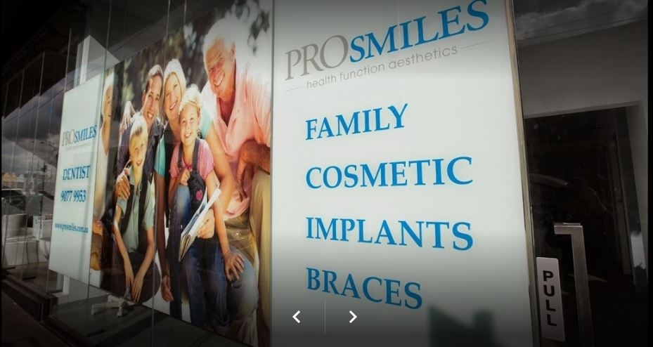 Visit ProSmiles your Preferred Dentist in Camberwell