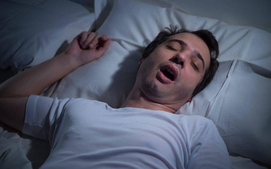 Diet High In Fat Leads To Sleep Apnea